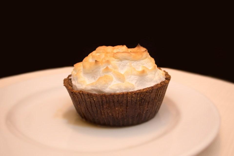 Ultra Low Carb Smores Pie