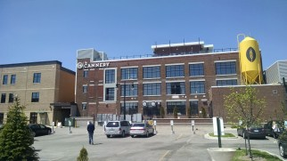 The Cannery: Restaurant and food market