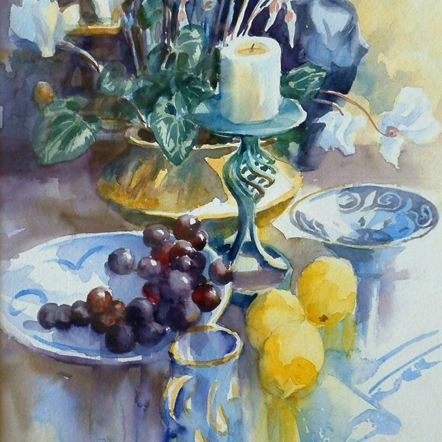 Flowers and Still Life 1980 – 2008