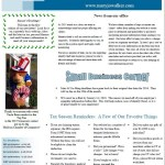 Newsletter 1 thumbnail - Tax Professionals in Madison, CT