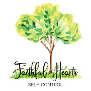 Download this free, seven-day study, guiding you to uproot powerlessness and plant #selfcontrol as you cultivate a faithful heart. Found on marykathryntiller.com. #biblestudy #freeresource #freestudy #study #bible