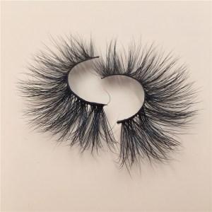 25mm Siberian Mink Lashes DH010