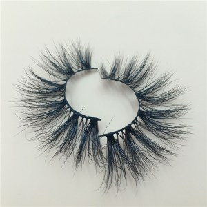 25mm Siberian Mink Lashes DH012