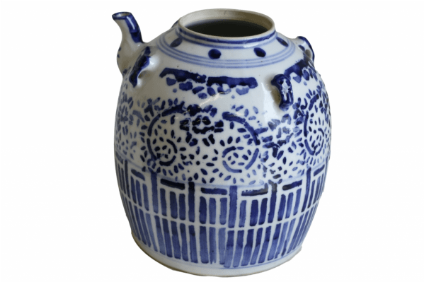 Chinese Porcelain Wine Pot