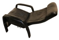 Contemporary modern Bjork Recliner Chair by LAFER