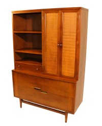 Mid Century Modern American of Martinsville China Cabinet ...