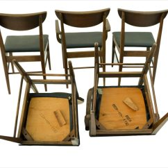 Bassett Furniture Chairs Outdoor Bistro Chair Mid Century Modern Dining