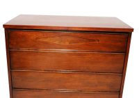 Mid Century Modern Highboy Dresser Bassett