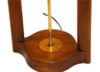 Mid Century Modern tall large table Lamp
