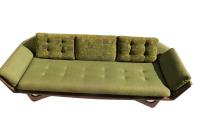 Mid-century Danish Modern Adrian Pearsall Gondola Sofa