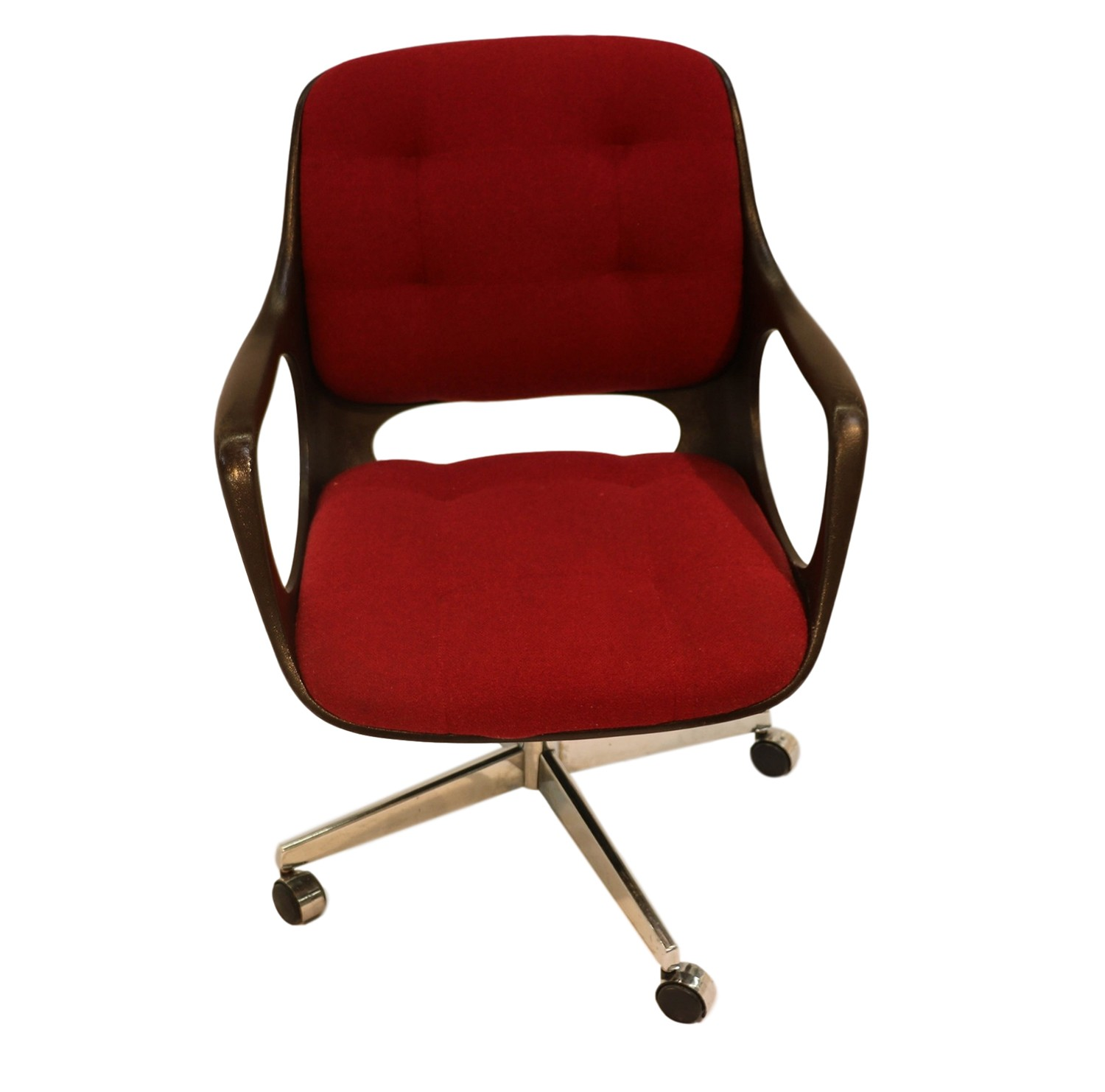 Mid Century Modern Office Chair Mid Century Modern Office Chair Hermann Miller Style