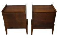 Pair of Mid Century Modern Nightstands side tables