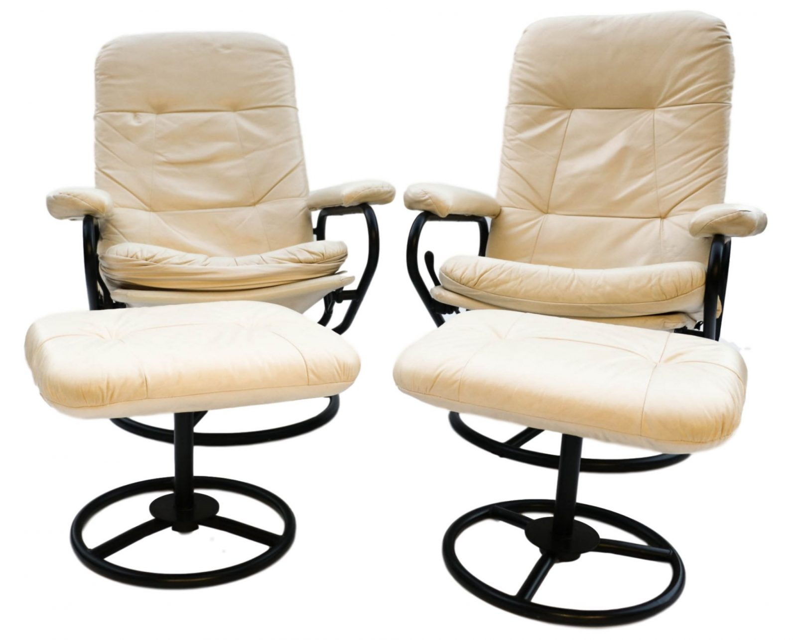Mid Century Recliner Chair Beautiful Pair Mid Century Modern Ekornes Stressless