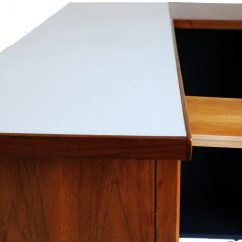 Tall Desk Chairs Distressed Dining Room Mid Century Modern Walnut Bar