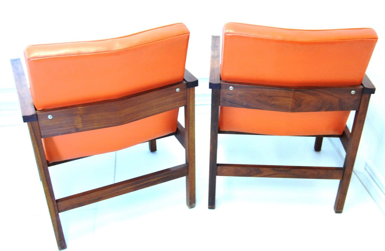mid century danish chair office with massage a pair of modern arm chairs