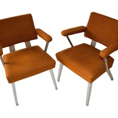 Modern Aluminum Chair Medical High Pair Mid Century General Fireproofing Good Form