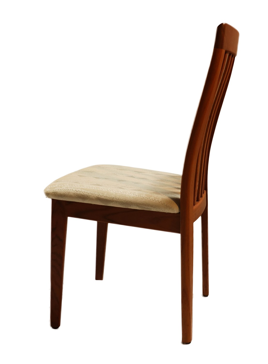 Danish Teak Dining Chairs Danish Modern Teak Dining Chairs Set Of 6