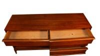 Lane Mid Century Walnut Dresser Credenza