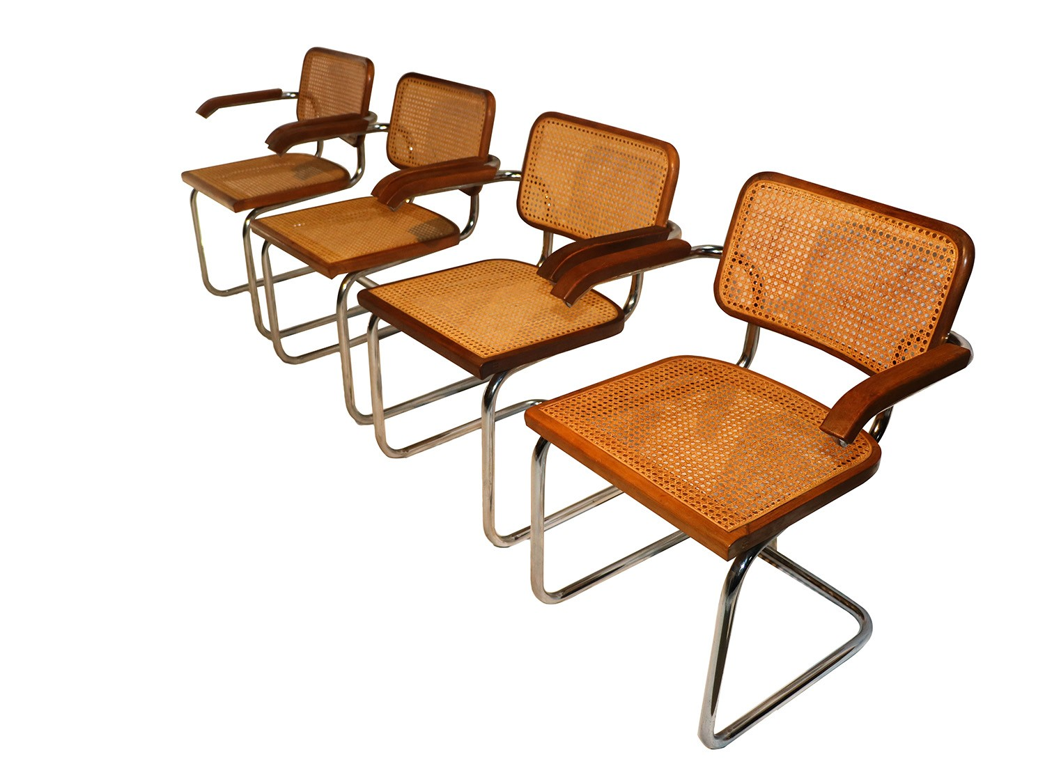 marcel breuer cesca chair with armrests covers for small dining chairs style cane arm