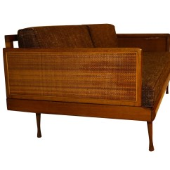 Century Furniture Sofa Quality Anna S Linen Covers Mid Modern Convertible Peter Hvidt Style