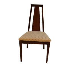 Mid Century Dining Chairs Riser Recliner For The Elderly Reviews Modern Six Walnut American Of