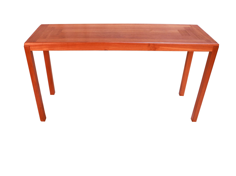 teak sofa table luxury bedroom vejle stole møbelfabrik danish modern console
