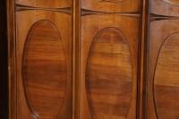 Pair of Broyhill Brasilia Style Mid Century Nightstands ...