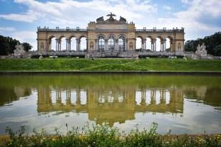 Schonbrunn Palace, Vienna, Austria, June 2014