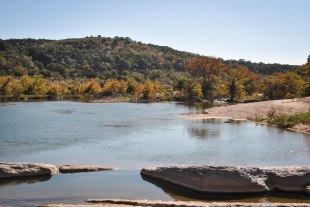 Pedernales Fall State Park, Fall 2015