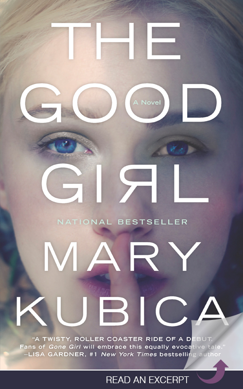Image result for the good girl book cover