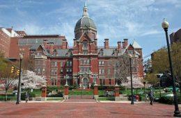 hardest Maryland college