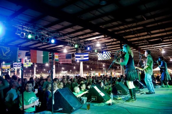 photo courtesy of Maryland Irish Festival