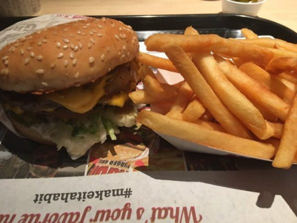Photo of Habit Burger and Fries. Courtesy of Yelp.com.