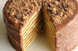 Smith Island Cake