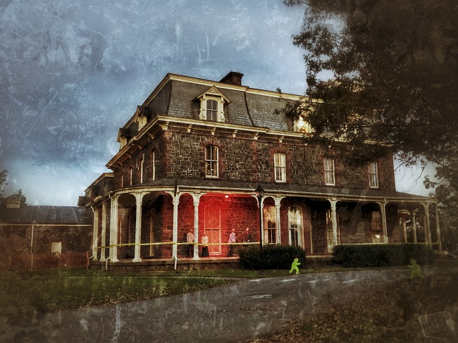 Haunted House Stop #1: My Paranormal Experience at the Only Real Haunted House in Northern Virginia