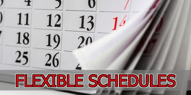 Flexible Schedule  Maryland Bartending School