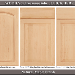 European Kitchen Gadgets Commercial Refrigerator 611 – Maple Cabinet Door Styles And Finishes | Maryland ...