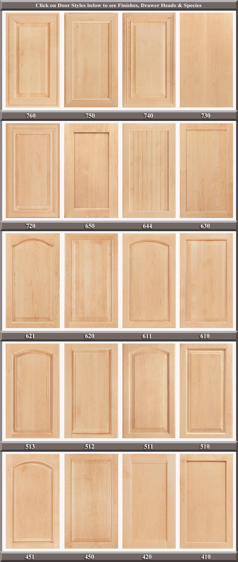 Doors Styles  Inset Doors