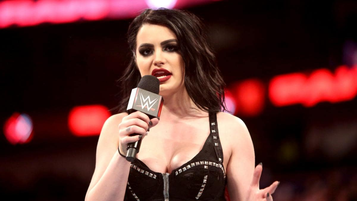 Paige Announces Her InRing Retirement