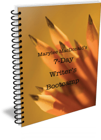 7-Day Writer's Bootcamp