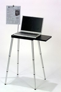 Tabletote desk