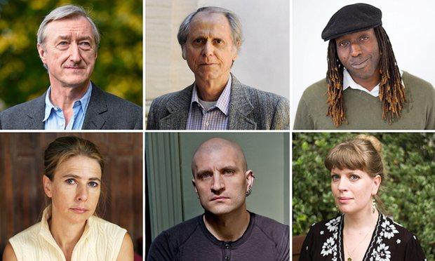 Literary Prize Long List | Man Booker Finalists
