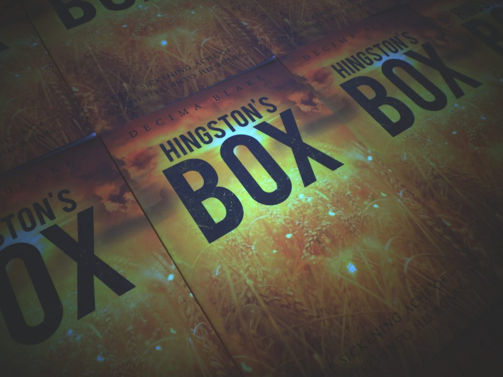 photo of Kingston's box covers