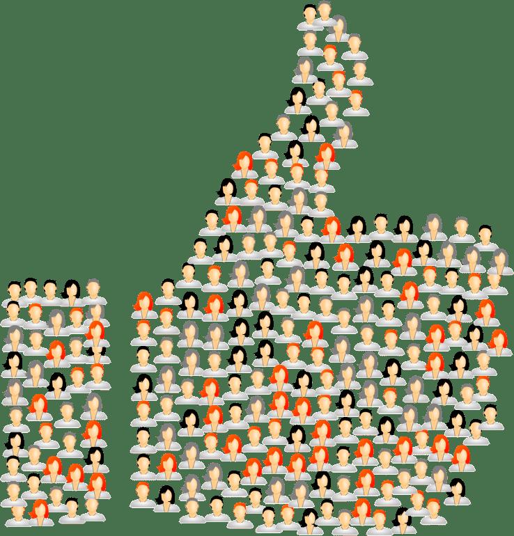 Avatars Thumbs Up Author Platforms