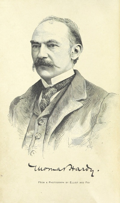 """Thomas Hardy from """"[Tess of the D'Urbervilles, etc.]"""""""