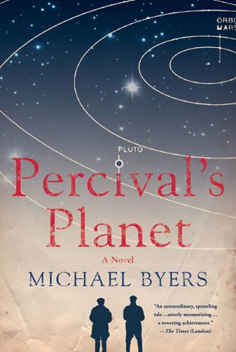 The Poetry of Fiction: Michael Byers and Percival's Planet
