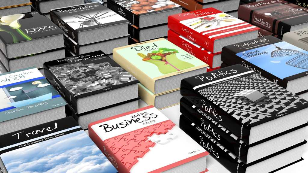 books covers ARC copies