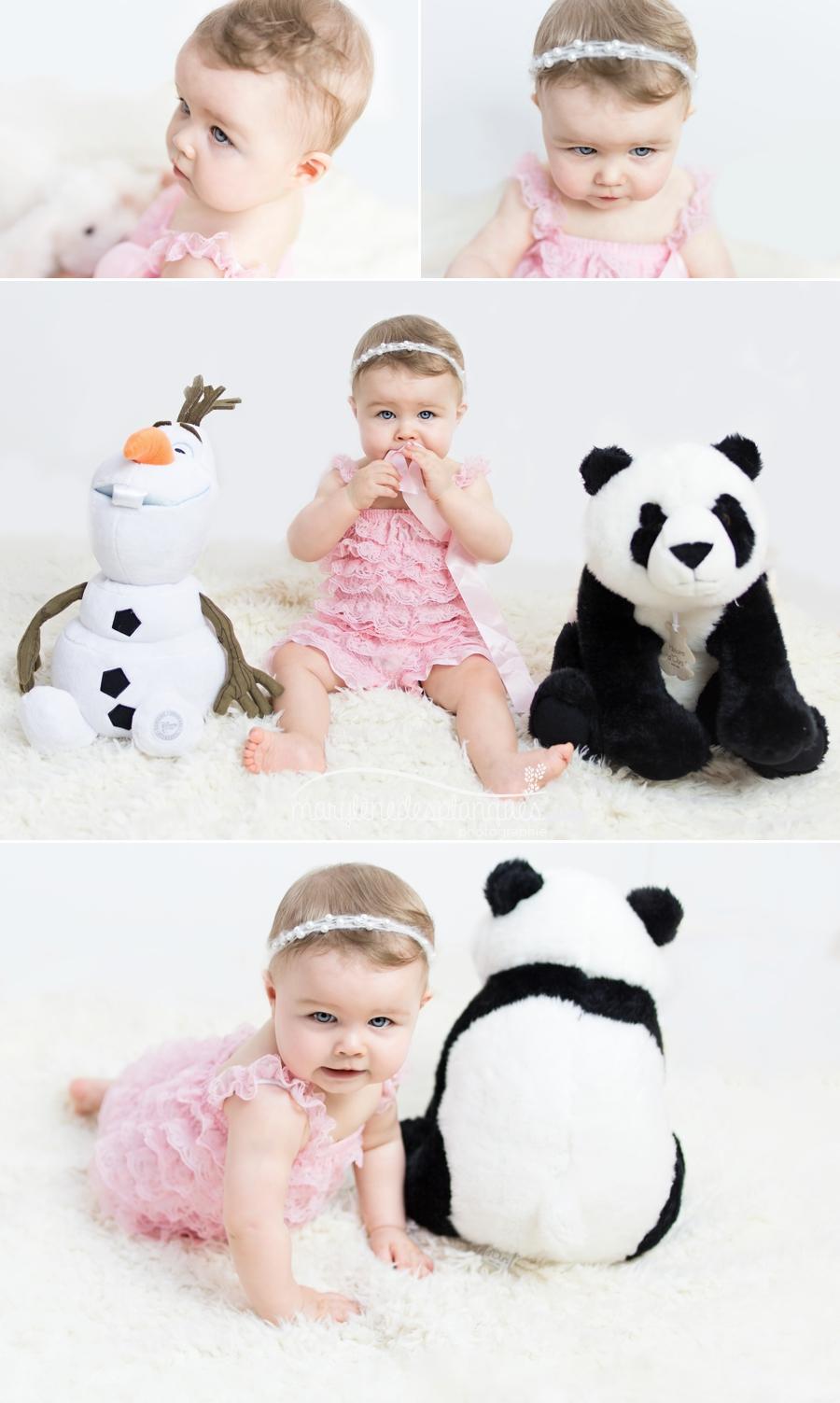 Photographe bébé 9 mois Angers