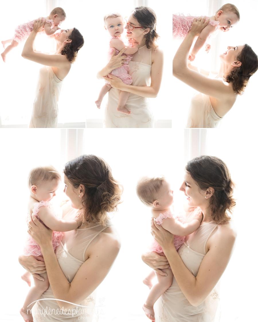 Photographe bébé 9 mois Mûrs-Erigné