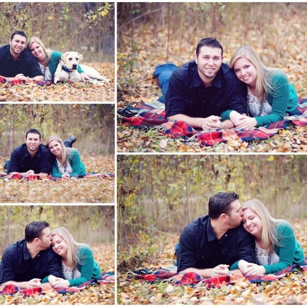 Stephanie, Chris & Gus! – Arlington Photographer